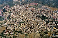 Spain Andalusia city of Baeza designated a World Heritag site for its splendid Gothic and Renaissance buildings