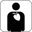 Cardiology symbol  artworkRadiology Symbol