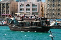 Dubai _ boat