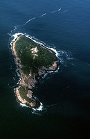 Farol Island, Rio de Janeiro, Brazil