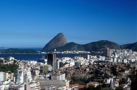 Pão de Açúcar, Santa Teresa, Flamengo, Rio de Janeiro, Brazil