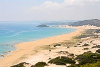 Golden Sands Beach Karpaz Peninsula North Cyprus
