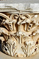 Corinthian capital Leptis Magna, Libya