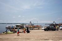 Cars, Porto, Amazônia, Manaus, Amazonas, Brazil