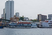 View of the City of Manaus, Amazônia, Manaus, Amazonas, Brazil