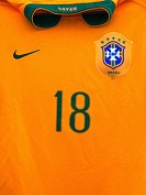 Shirt, team, national, Brazil