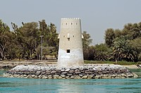 Fort Al Maqta, Abu Dhabi, United Arab Emirates, Asia
