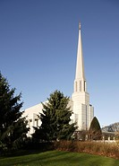 THE MORMON TEMPLE, CHORLEY, UNITED KINGDOM, Architect BUILDING DESIGN PARTNERSHIP, 1998