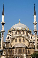 Nusretiye mosque Beyoglu Istanbul, Turkey
