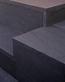 DOLCE AND GABBANA VIA DELLA SPIGA. JUNE 1999. DAVID CHIPPERFIELD ARCHITECTS. BASALT DETAIL.