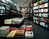 KOENIG BOOK SHOP, LONDON, UNITED KINGDOM, Architect DAVID CHIPPERFIELD