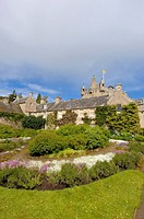 Cawdor Castle, near Inverness, Highlands, Scotland