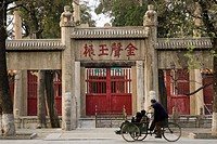 Qufu (birthplace of Confucius), Shandong province, China