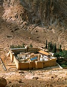 Saint Catherine´s Monastery, Mount Sinai, Sinai peninsula, Egypt (March 2007)