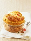 Crab souffl&#233;