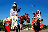 10857078, USA, Crow Fair Indian Pow Wow, Crow Agen