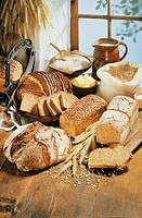 10858411, Bread, Cereal Products, Baked Good, Grai
