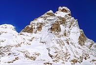 europe, italy, valle d´aosta, matterhorn monte cervino