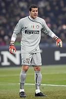 julio cesar, milano 2009, uefa champions league 2008/2009, inter_manchester united