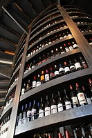 Purple Cafe and Wine Bar Wine Cellar