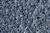 Silver pellets.