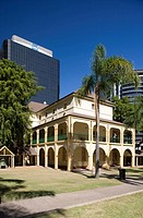 Old St  Stephen's School Building, Brisbane, Queensland  Australia, 2008