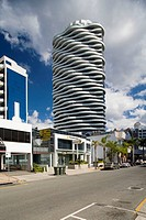 The Wave skyscraper, Surfers Paradise, Gold Coast CIty, Queensland, Australia, 2008
