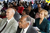 Florida, Miami, Overtown, Black Police Precinct and Courthouse Museum, grand opening, ceremony, community event, history, honor, heritage, segregation...