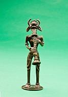 Close_up of a figurine