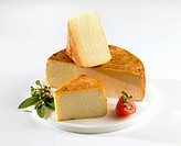 Organic goat´s cheese