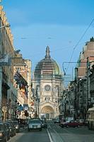 Belgium - Brussels. Rue Royale
