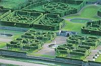 Belgium - Wallonia (Vallonia) - Namur - Hastière. Castle of Freyr. Gardens