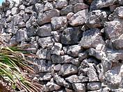 Mexico, Yucatan, Tulum, maya_construction, ruin_place, stone_wall, detail, Latin America, coast, ruins, culture, maya_culture, maya_culture, maya_colo...