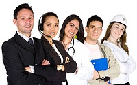 business professionals _ job recruitment