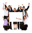 business team _ banner ad