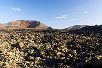 Timanfaya National Park, Lanzarote, Canary Islands, Spain