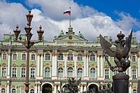 Hermitage Museum, Saint Petersburg. Russia
