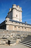 France, Vincennes 94  Vincennes castle