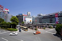 Yokohama Station west exit (thumbnail)