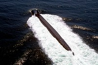 Nuclear_powered ballistic missile submarine