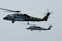 SH_60F and HH_60H Seahawk helicopters
