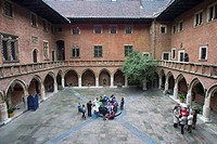 europe, poland, krakow, jagiellonian university, collegium maius