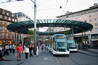 Sep 2008 - Tramway, Strasbourg, Alsace, France