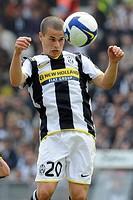 sebastian giovinco, torino 2009, serie a football champiosnhip 2008_2009, juventus_chievo