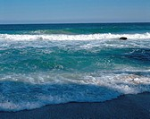 Seashore, wave, beach, scenic, natural world, nature (thumbnail)