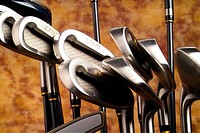 iron, sports, putter, golf, leisure, set, club