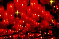lotus lantern, night, buddhist supplies, religous product, religious goods, religion, temple