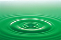 nature, green, water, waterdrop, natural phenomenon, wave