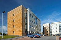 New property development using environmentaly friendly timber cladding features (thumbnail)