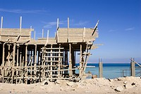 Building, Coastal Feature, Concrete, Construction Site, Day